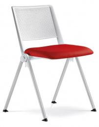 stolička GO! 116-N0, kostra bílá