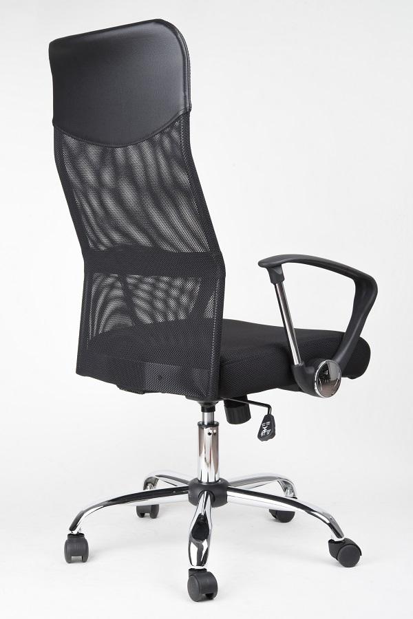kancelářská židle PREZIDENT černý kancelárská stolička