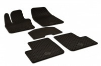 PRESNÉ Autokoberce-, FIAT 500X (2014) 5-DIELNA, č. 219696 sada autokoberce Fiat 500X (2014) 5d č. 219696