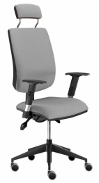 kancelárska stolička YORK ŠÉF, T-SYNCHRO