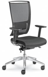 Kancelárska stolička LYRA NET 200-SYS