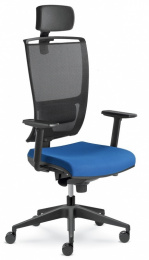 kancelárska stolička LYRA NET 201-SY