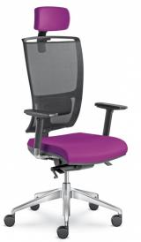 židle LYRA NET 201-AT