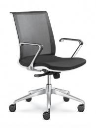 Kancelárska stolička LYRA NET 213-F80-N6