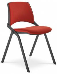 stolička JUNO 030-N1, sklopný sedák