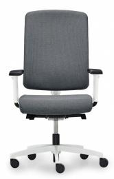stolička FLEXI FX 1116, bíele prevedenie
