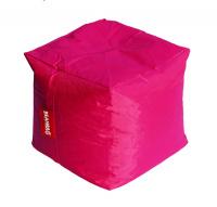 sedací vak CUBE pink