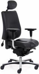zdravotná balančná stolička VITALIS BALANCE XL AIR SOFT