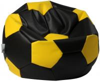 Sedací vak EUROBALL MEDIUM, SK3-SK5 čierno-žltý