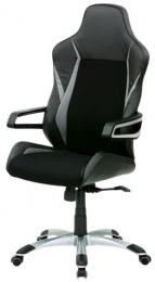 Autronic KA-E540 BK kancelárska stolička