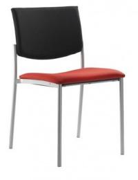 Konferenčná stolička SEANCE 090-N1, kostra čierna