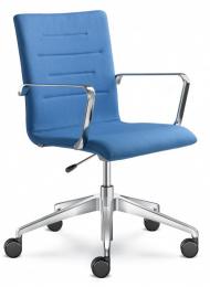 kancelárska stolička OSLO 227-F80-N6