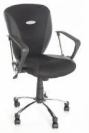 študentská stolička Matiz čierna