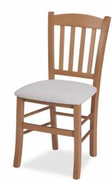 Jedálenská stolička PAMELA LÁTKA