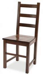 Jedálenská stolička RUSTICA