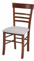 jedálenská stolička Siena látka