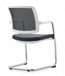stolička FLEXI FX 1161, bílé provedení