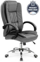 Kancelářské křeslo RELAX šedé