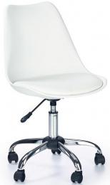 detská stolička COCO biela