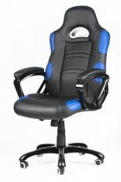 kancelářské křeslo Silverstone blue