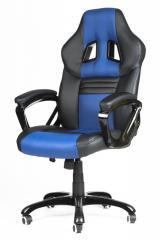 kancelářské křeslo Monaco blue kancelárské kreslo