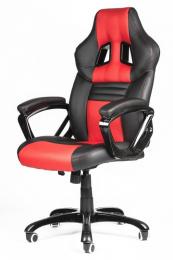 kancelářské křeslo Monaco red