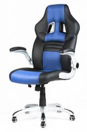 kancelářské křeslo Williams blue