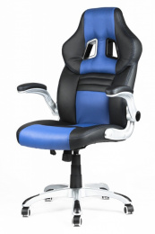 MERCURY - kancelárske kreslo Williams blue