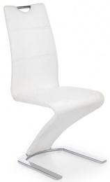 Jedálenská stolička K188 biela