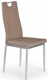 Jedálenská stolička K202 cappuccino