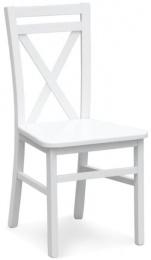 Jedálenská stolička DARIUSZ 2 biela