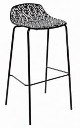 barová stolička Amfora NAB - výška sedáku 66 cm