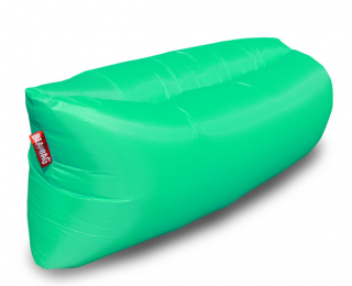 Inflatable sedací vak green