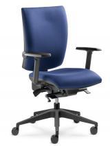 židle LYRA 235-SYS -šedá