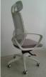 kancelářská židle M3 bílá  kancelárská stolička