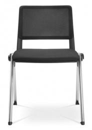 stolička GO! 117-N2, kostra šedá