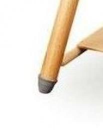 Gumová záslepka pro židli Sandra