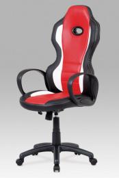 Kancelářská stolička KA-E910 RED