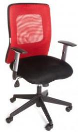 kancelářská CORTE červená