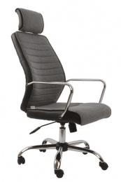 Kancelářská židle ZK74 šedá ZK74-S