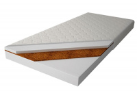 Pěnová matrace oboustranná 180x200x14cm M180-Bari
