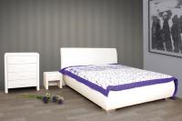 160x200 čalúnená postel MONA L090
