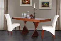 Jídelní stůl FREDO/140x80+40cm/ S181-140