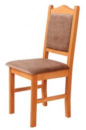 jedálenská stolička buková VĚRA Z64