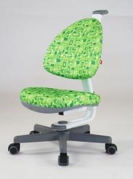 Dětská rostoucí židle Klára zelená