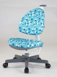 Dětská rostoucí židle Klára modrá