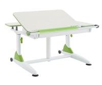 dětský rostoucí stôl Junior II zelený