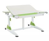 Dětský rostoucí stůl Junior II zelený