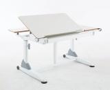 Dětský rostoucí stůl Roland III bílý