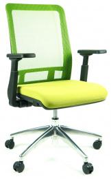 kancelárska stolička SHIFTER zelená
